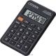 Калькулятор карманный LC 8 разрядов питание от батарейки 69*113*23 мм черный LC-310N